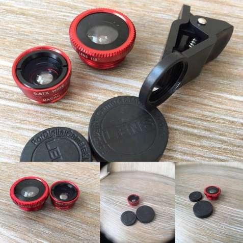 Линза на iPhone фиш ай объектив для айфон Фиш-Ай лінзи fish eye