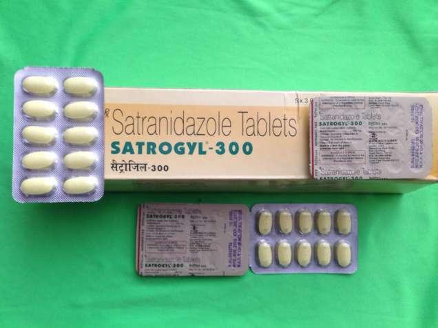 Satrogyl300,  Сатрогил-300