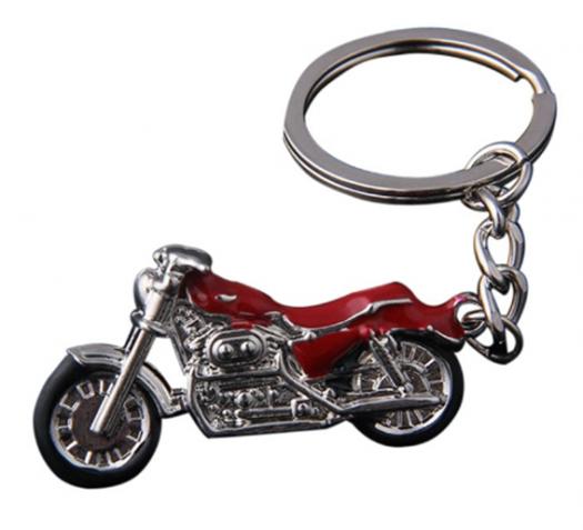 Мотоцикл. Брелок для ключей.