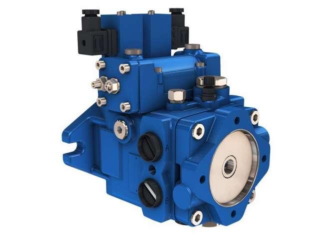 Poclain Hydraulics  PM25-25 Ремонт гидронасоса - зображення 2