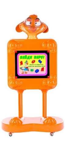 Дитячий навчально-розважальний автомат - Timon