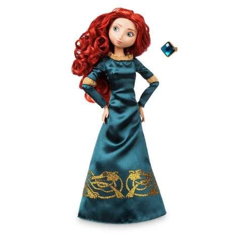 Классическая кукла Принцесса Мерида с кольцом от Дисней