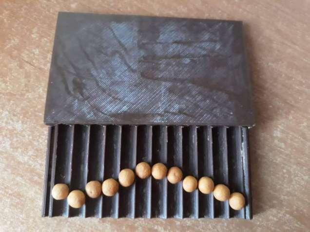 Доска для бойлов, изготовление бойлов, доска для катки бойла