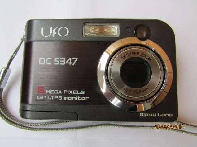 Фотокамера цифровая UFO DC5347