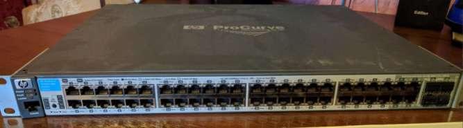 Коммутатор HP ProCurve 2910al-48G (J9147A)