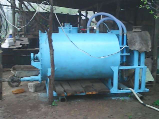 Обладнання для виробництва піноблоків та газоблоків (нове)