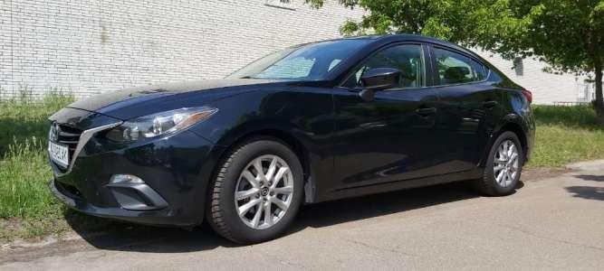 Mazda 3 Touring 2014