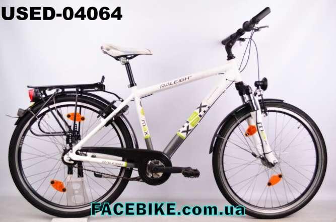 БУ Городской велосипед Raleigh-Гарантия,Документы-Большой выбор!