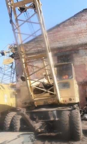 Продаем колесный кранКС-5363В, 36 тонн, 1990 г.в.