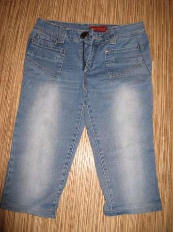 продам бриджи джинсовые