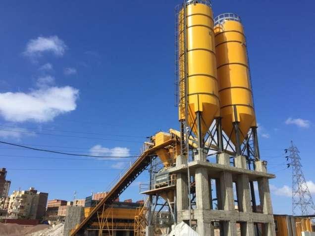 бетонный завод Fabo  Powemix -90