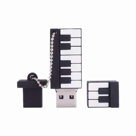 USB флешка в виде маленького пианино-синтезатора 32GB