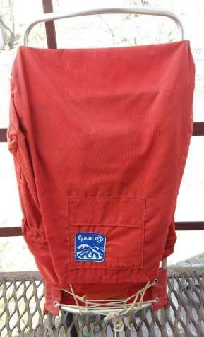 ae5f56609db1 Большой туристический рамный рюкзак Ермак.