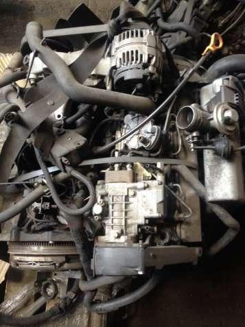 Двигун WV LT 35 80 кVT 2,5 tdi