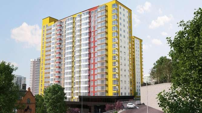 Предлагается к продаже смарт-квартира в Центре города. Южная сторона.
