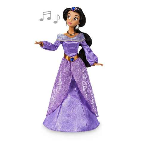 Поющая кукла принцесса Жасмин от Disney