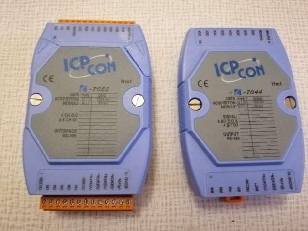 ICP CON 7044, 7055 модуль ввода-вывода