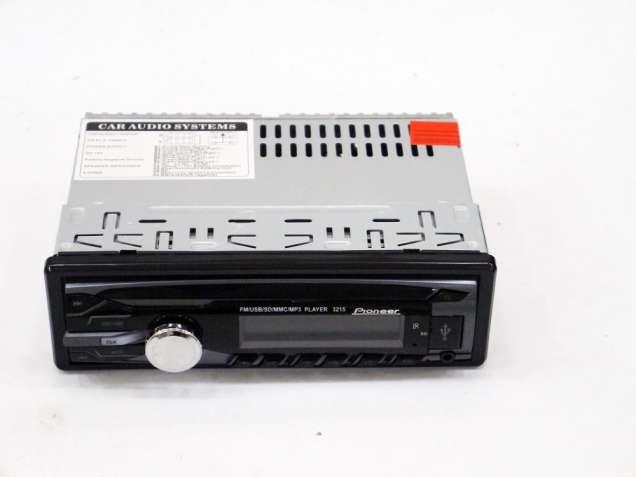 Автомагнитола Pioneer 3215 - MP3 Player, FM, USB, SD, AUX - RGB подсве