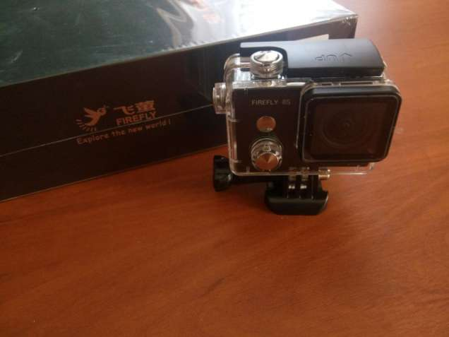 Action-камера HawKeye Firefly 8S: 4K, 120 кадров, Bluetooth, WiFi