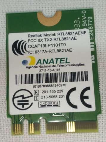 Адаптер Wi-Fi + Bluetooth RTL8821AENF