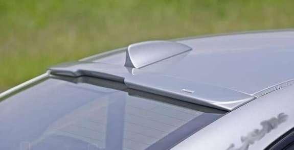 Бленда на БМВ е60, накладка на заднее стекло е60