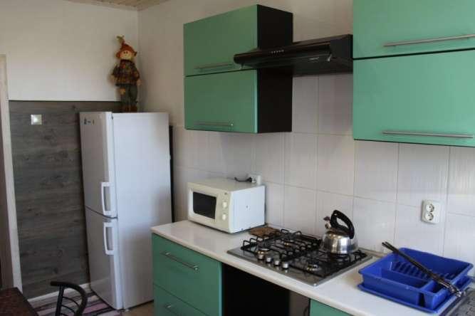 2-х комнатная квартира в доме с садом, мангалом, террасой, парковкой