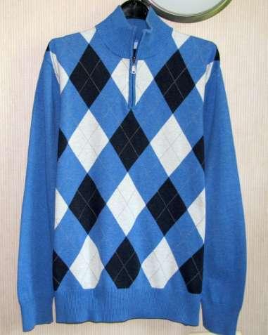 Фирменный мужской свитер C&A, Германия, L/XL