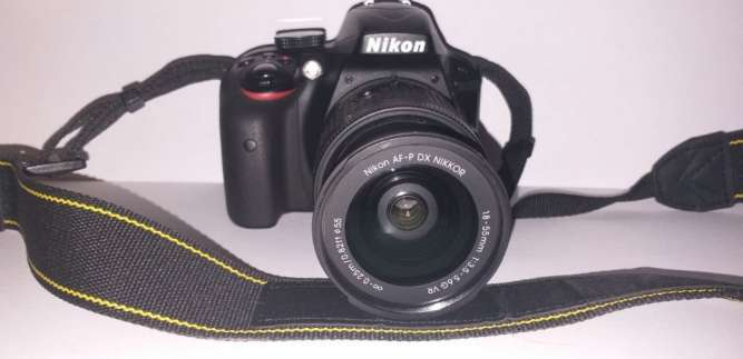 Фотоаппарат Nikon D3300 AF-P 18-55mm