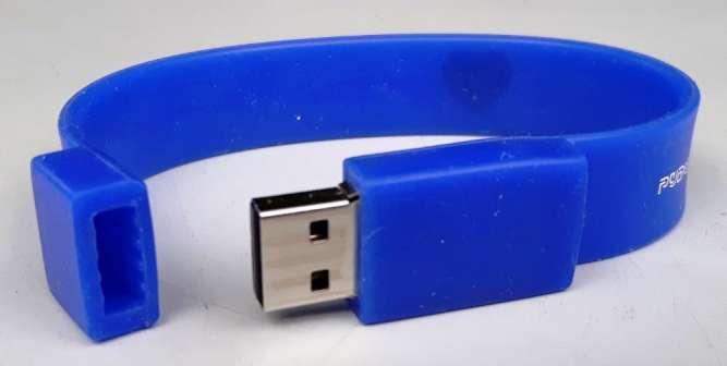 Флешка 8GB USB2.0 в силиконовом браслете