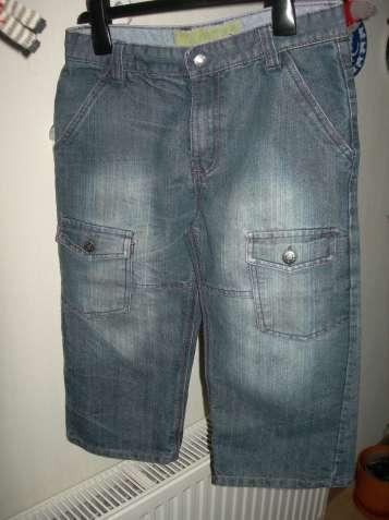 Бриджи, шорты, Denim Co, р 11-12 лет, 152 см