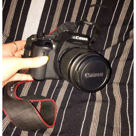 Дзеркальний фотоапарат Canon eos 600D