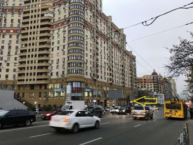 БЕЗ %, Здам магазин 266 м Полтавська 10, Лукянівська, фасад Чорновола
