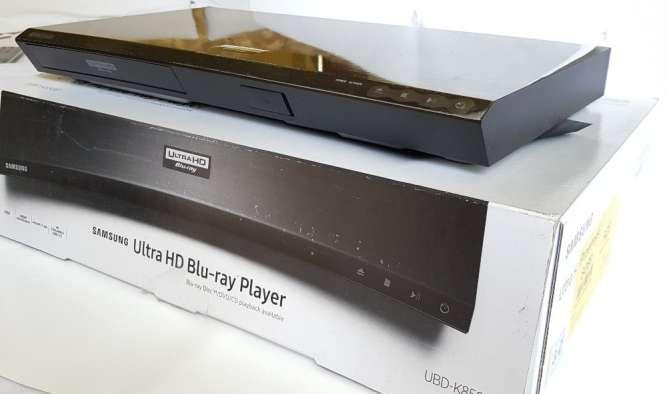 4K Ultra HD Blu-ray Samsung UBD-K8500
