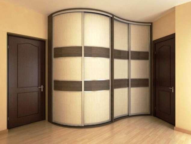 Мебель для прихожих, гардеробные шкафы купе для любых помещений.