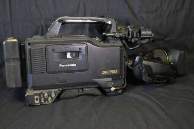 Panasonic AJ-SDC615E видеокамера камкордер DVCPRO