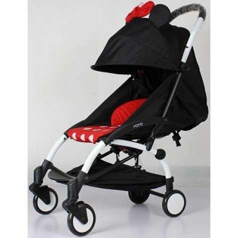 Детская прогулочная коляска YOYA 175 A+