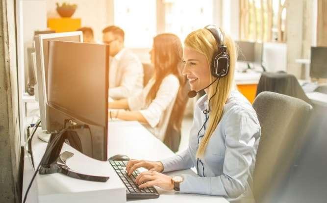 Горячая вакансия оператора входящих звонков