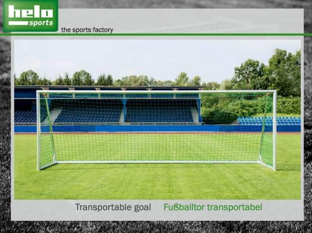 Профессиональные переносные футбольные ворота (Германия) 7,32х,2,4