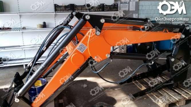 Погрузчик фронтальный тракторный НТ - 1200