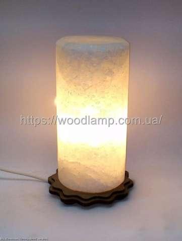 Соляной светильник Цилиндр 10, лампа, ночник