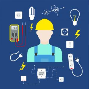 Инженер-электрик (1500 евро/месяц)