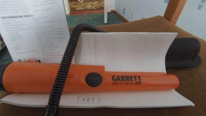 Пинпоинтер Garrett Pro-Pointer AT