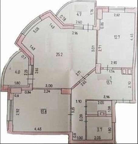 Продам 2х комнатную квартиру в новом кирпичном доме - зображення 5