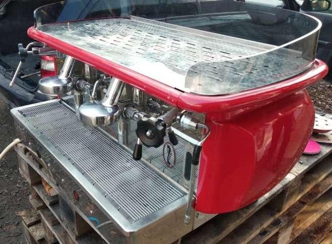 Профессиональная кофеварка Fiorenzato Lido 2 поста полуавтомат