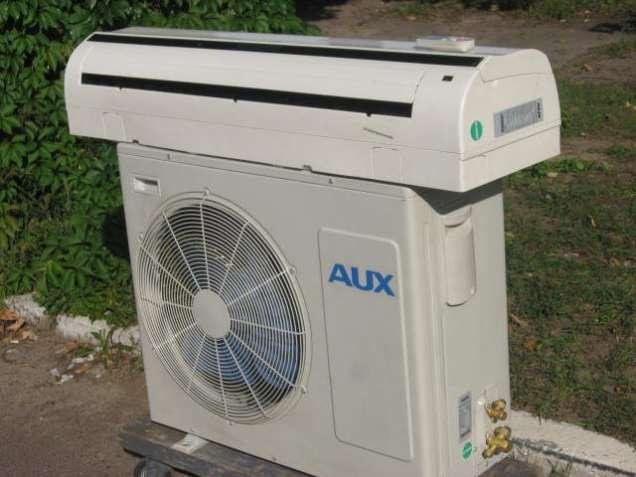 Продам кондиционер AUX ASW-H24B4/SAR1 б/у до 70 м²