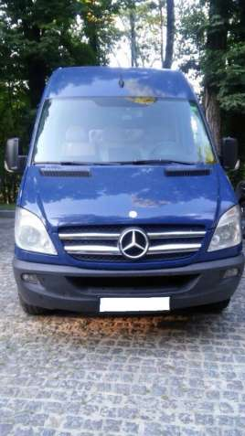 Аренда микроавтобуса 20 мест Mercedes Sprinter с Водителем