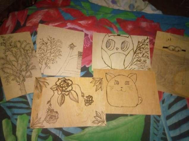 Планки для рисования,декупажа или других поделок