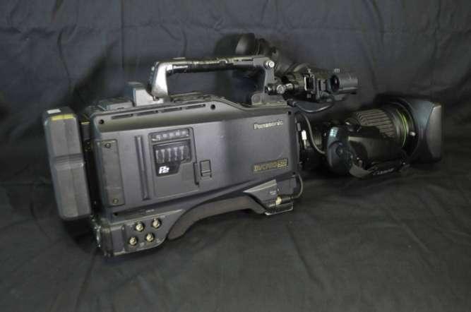 Видеокамера Panasonic AJ-SPC700E P2 камера плечевая профессиональная