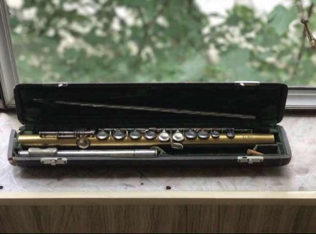 флейта G.Rudolf uebel