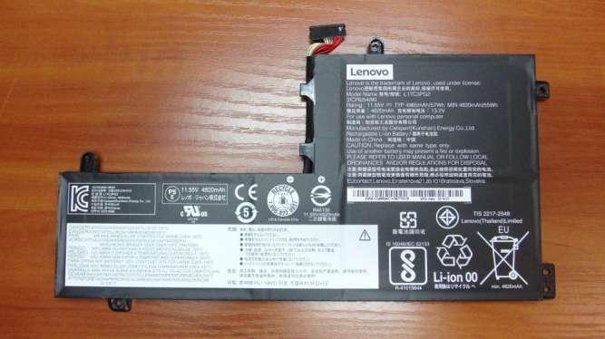 Оригинальная аккумуляторная батарея Lenovo L17L3PG1 Legion Y530 52.5Wh